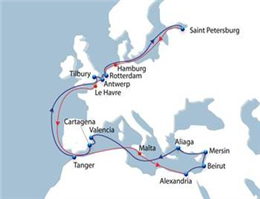 CMA CGM Launches New Service