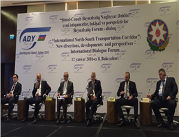 North South Transport Corridor International Summit was Held in Baku