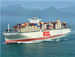 OOCL Boosts Intra-Asia Network