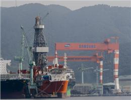 کشتی سازی کره در پله نخست