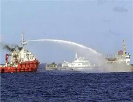 تنش میان چین و ویتنام با برخورد دو کشتی