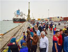 بازدید300 هزارگردشگراز بنادر استان خوزستان