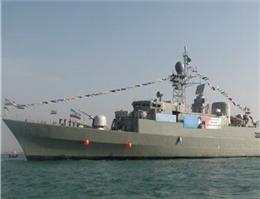 اطلاعیه ارتش درباره سانحه ناوشکن دماوند در دریای خزر
