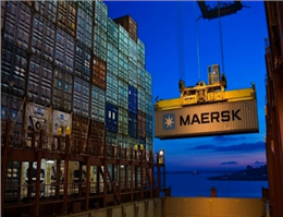 Maersk Suffers Heavy Loss