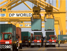 The Growth of DP World 's volume