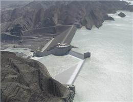 حجم کل سدهای سیستان 2،1 میلیارد مترمکعب است