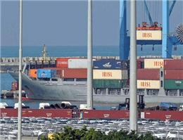 3 میلیون تن کالا از استان بوشهر صادر شد