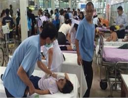 100 زخمی در حادثه نشت گاز از کشتی در تایلند
