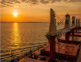 بازار کشتیرانی جهان در ماه ژانویه هم چنان بی رمق است