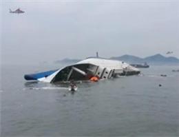اتمام پرونده کشتی غرق شده کره جنوبی تا جولای/لاشه کشتی اوراق نمی شود