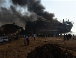 Huge oil tanker explosion kills at least 12 in Pakistan