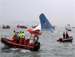 افزایش قربانیان غرق کشتی در کره