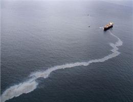 آلودگی های زیست محیطی کشتی ها ثبت می شود