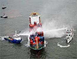 جزئیات سانحه کشتی سانحه دیده در آبهای جزیره سیری