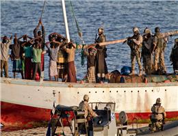 حمله دزدان دریایی به نفتکش ژاپنی