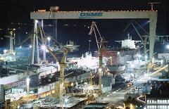 کشتی سازان کره 12 میلیارد دلار سفارش گرفتند