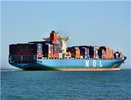 استفاده از سیستم خودکار در کشتیرانی MOL ژاپن