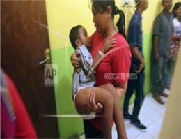 آمار حادثه غرق کشتی اندونزیایی افزایش یافت