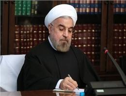 پیام تسلیت رئیس جمهور به مدیرعامل کشتیرانی جمهوری اسلامی