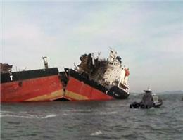ربوده شدن نفتکش لیبریایی در آبهای غنا