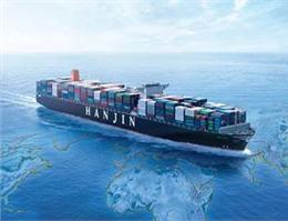 کشتیرانی هانجین دارایی هایش را می فروشد