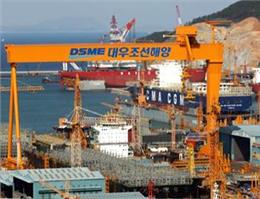 شرکت حفاری آمریکا از کشتی سازی کره مهلت خواست