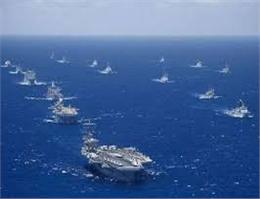 رزمایش دریایی چین آغاز شد