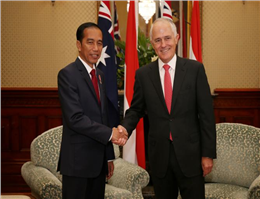 Australia, Indonesia restore full military ties