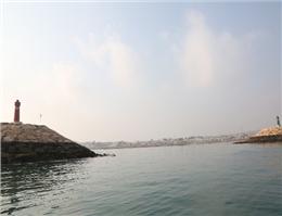 خط گردشگری دریایی جزیره لارک راه اندازی شد