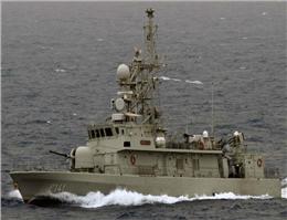 ورود سه ناو جدید به ناوگان جنگی امارات