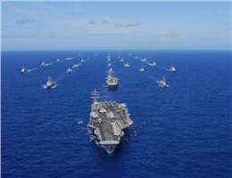 حضور نداجا در بزرگترین رزمایش امداد و نجات دریایی جهان