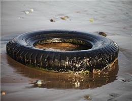 تلاش برای ساماندهی پسماندهای سواحل چابهار
