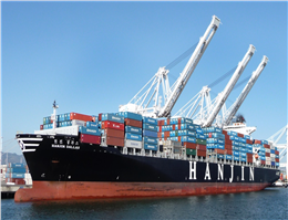 Hanjin collapse rises Asia-Med rates