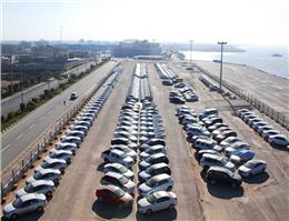 افزایش ترانزیت و واردات خودرو در بندر خرمشهر