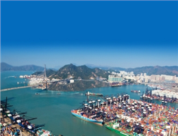 HK port November Container Volumes Up