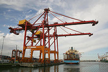 Port of Melbourne Sees Rise in Cargo Volumes