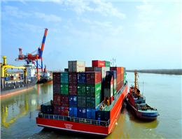 ازسرگیری صادرات کالاهای غیرنفتی از مرز دریایی خرمشهر