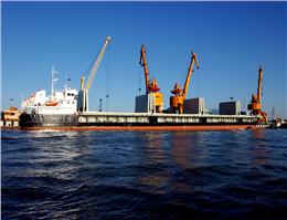 سهم 38 درصدی کشتیرانی دریای خزر در واردات بندر امیرآباد