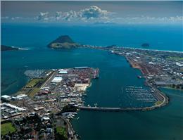 سرمایه گذاری نیوزلند در توسعه بنادر این کشور
