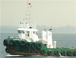 قایق مفقود شده در بندر مالزی پیدا شد