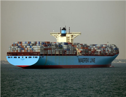 Maersk Line to Launch New Asia-USWC Service