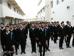 برگزاری جشن آغاز به تحصیل گروه دوم دانشجویان بورسیه کشتیرانی