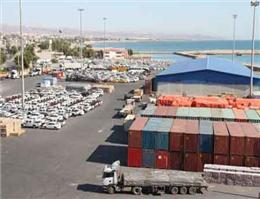 15درصد افزایش صادرات در بندر لنگه