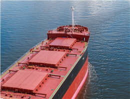 Capesize, Panamax Bulkers Carry Baltic Index