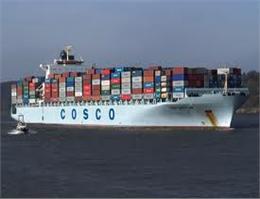 کاسکو  به حلقه آسیا- اروپا میپیوندد
