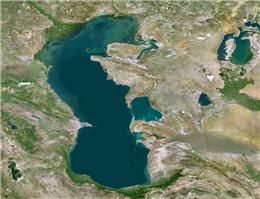 دریای خزر در کشورهای همسایه خشک می شود؟!