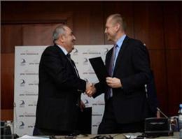 امضای تفاهم نامه ساخت ترمینال کالای فله در بندر گرجستان