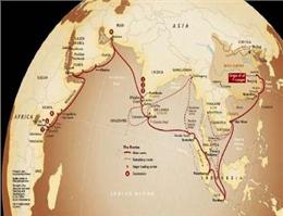 اقدام هند و روسیه در طرح یک کمربند یک جاده