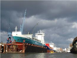 کاسکو برای CMA CGM فرانسه کشتی می سازد