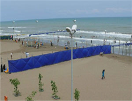 8 طرح سالم سازی ساحل رودسر آغاز شد